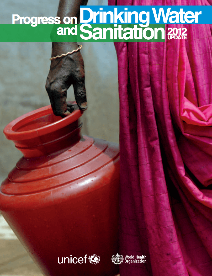 WHO/UNICEF Joint Monitoring Programme for Water Supply and Sanitation (JMP) – 2013 Update