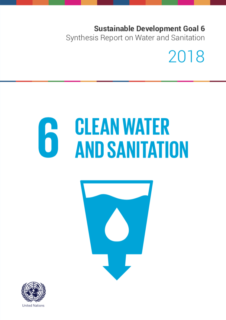 sdg 6 synthesis report 2018 on water and sanitation un water