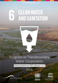 Progress on Transboundary Water Cooperation – Global baseline for SDG indicator 6.5.2