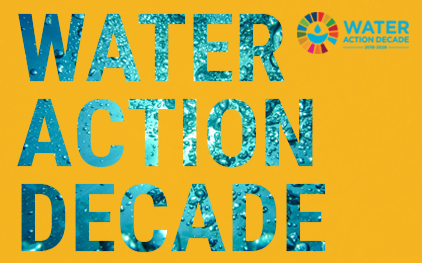Water Action Decade 2018-2028