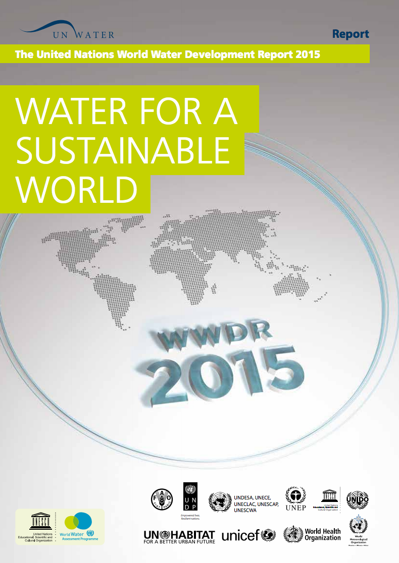 World Water Development Report 2015