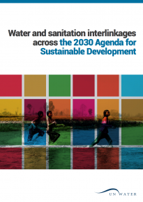 Water and Sanitation Interlinkages across the 2030 Agenda for Sustainable Development