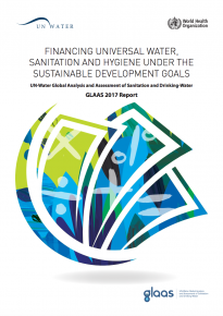 UN-Water GLAAS 2017: Financing universal water, sanitation and hygiene under the Sustainable Development Goals