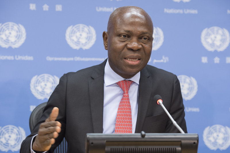 Gilbert Houngbo Gets Reappointed As IFAD's President For A Second Term