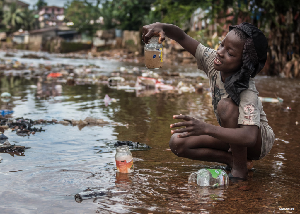 global task force commit to reduce cholera deaths by 90