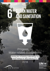 Progress on Water-related Ecosystems – Piloting the monitoring methodology and initial findings for SDG indicator 6.6.1