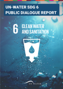 SDG 6 Public Dialogue Report