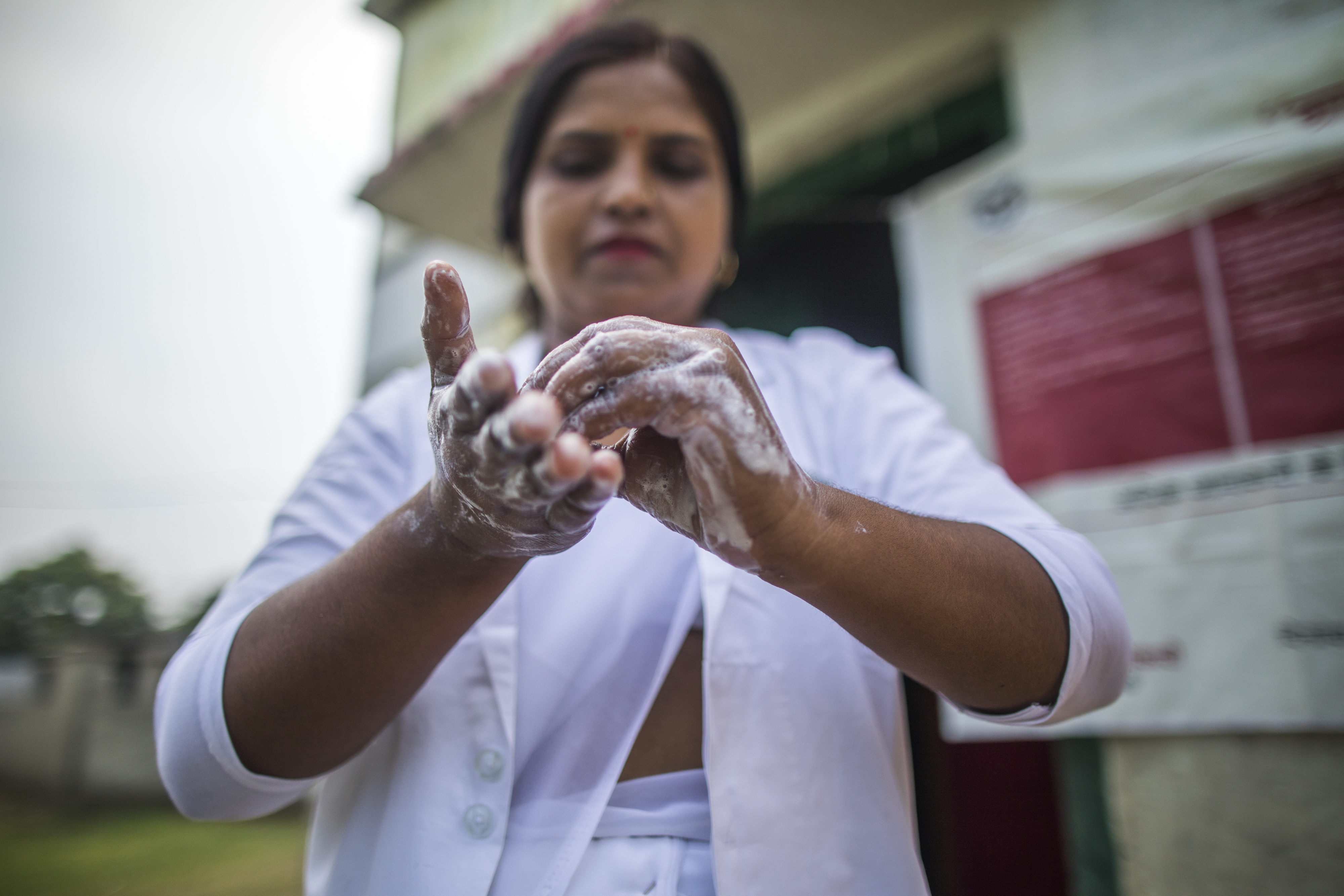 WHO and UNICEF launch report on WASH in Health Care Facilities | UN-Water