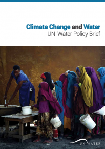 UN-Water Policy Brief on Climate Change and Water