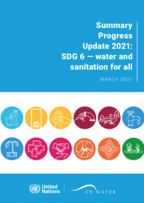 Summary Progress Update 2021: SDG 6 — water and sanitation for all