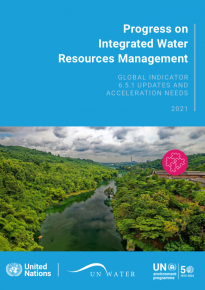 Progress on Integrated Water Resources Management – 2021 Update