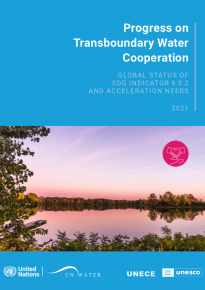 Progress on Transboundary Water Cooperation – 2021 Update